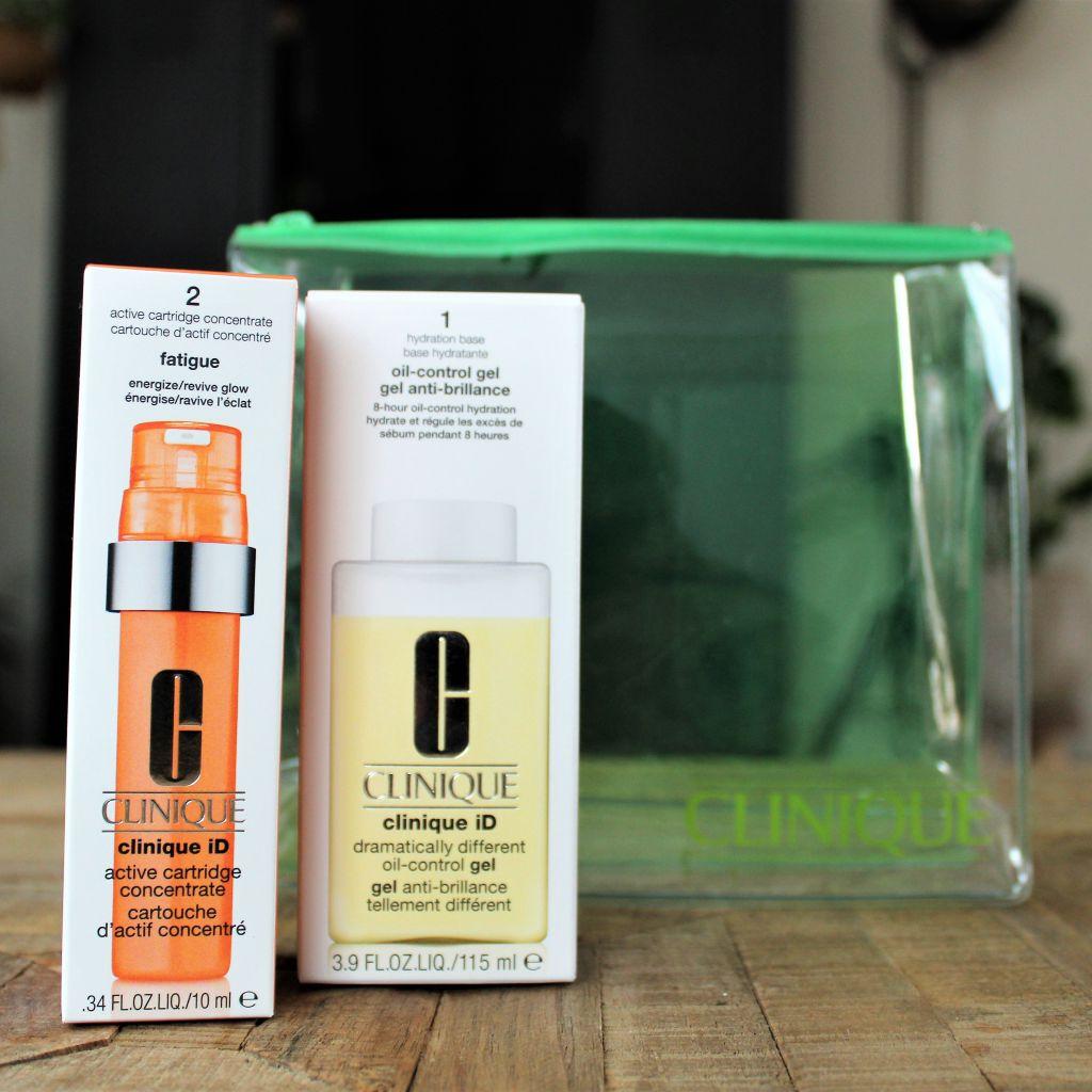 Custom-blend huidverzorging met Clinique iD